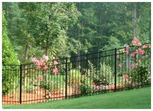 aluminum-garden-fence