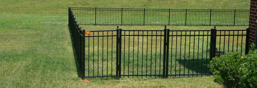 Advantages of powder coating for aluminum fencing powers