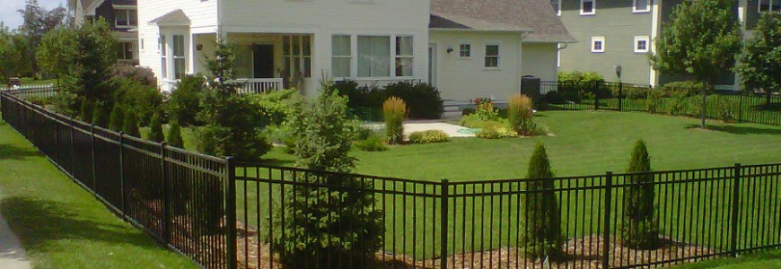 - How To Determine Your Aluminum Fence Cost