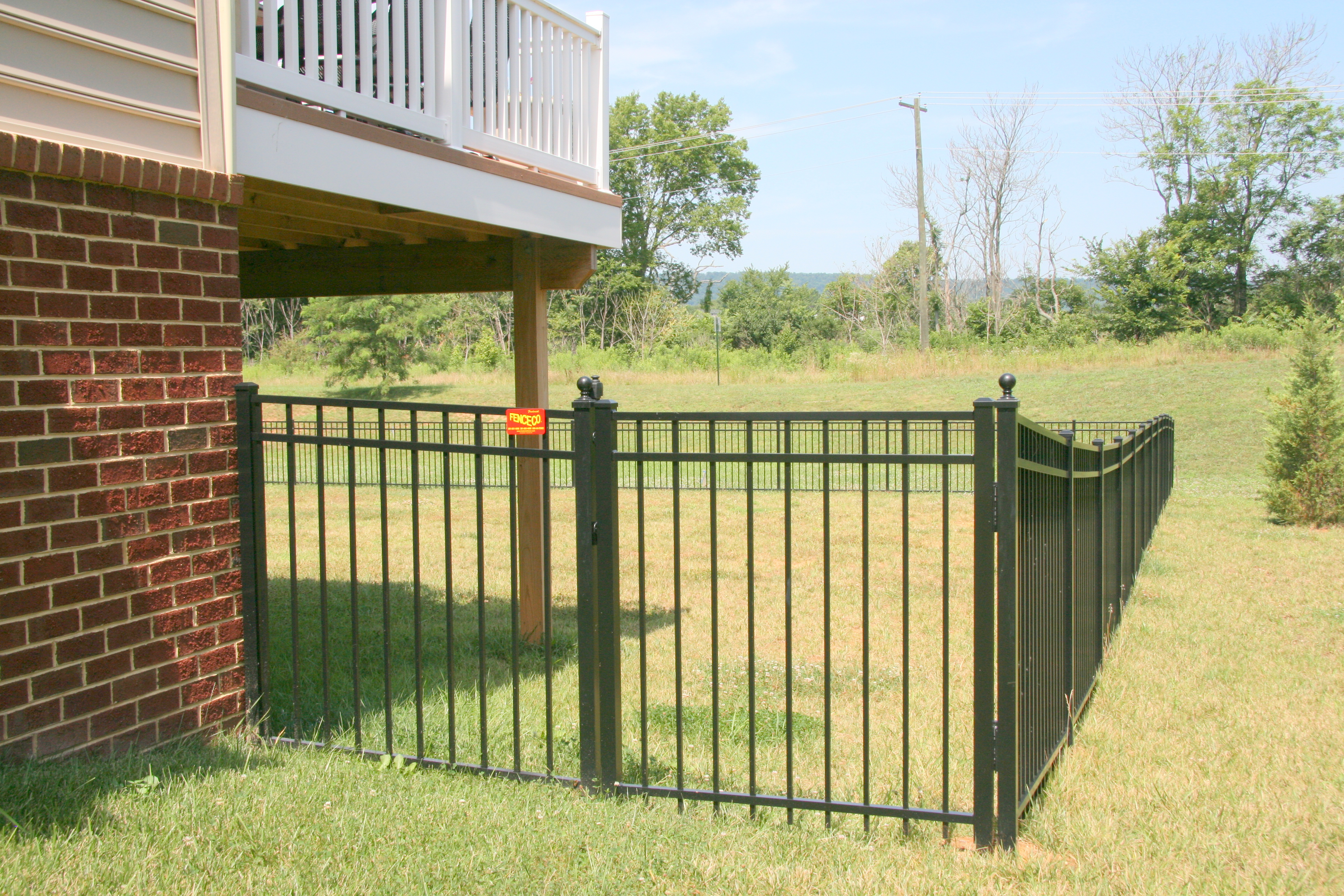 Custom fencing options from powers fence supply