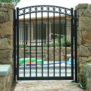 aluminum-fence-diy