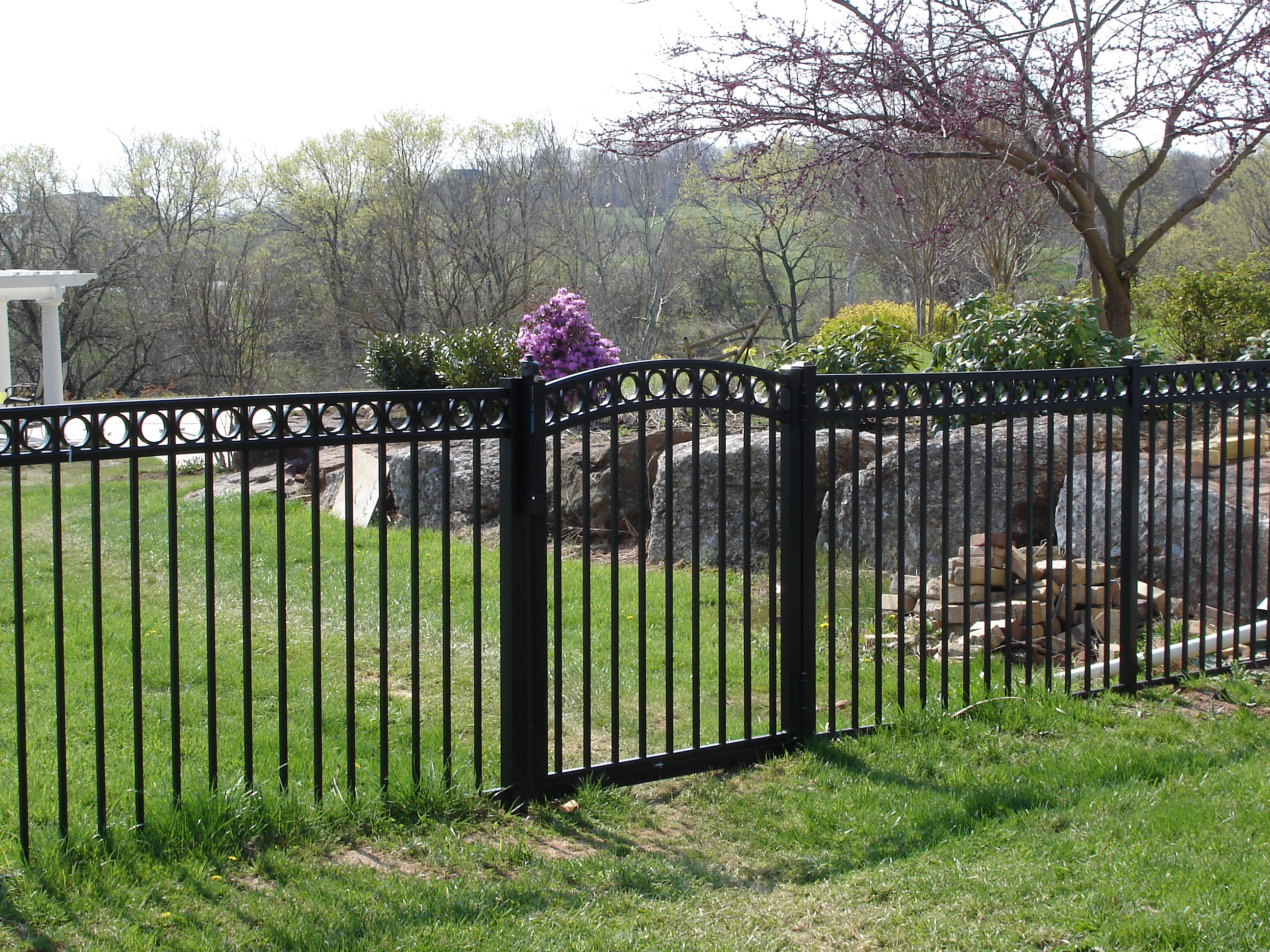 The importance of aluminum fence gate placement powers