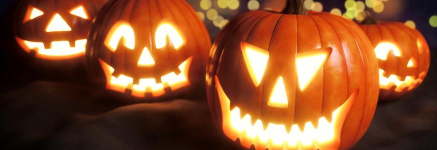 Halloween Jack O' lantern A06